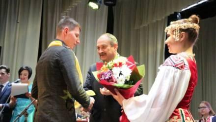 Передовиков агропромышленного комплекса области наградили в Могилёве (фото)