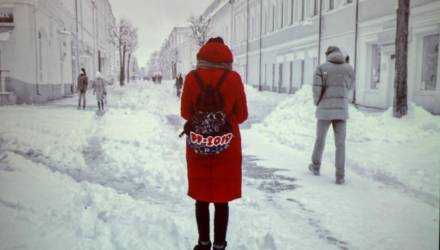 Выставка новогодних PF-открыток открылась в этнографическом музее Могилёва (фото)