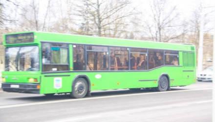 Дополнительный автобусный маршрут организуют в Могилёве 7 января 2020 года