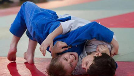 Юные дзюдоисты из Могилёва выиграли 4 «золота» на открытом республиканском турнире