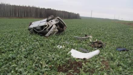 В Осиповичах устанавливают обстоятельства смертельного ДТП