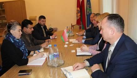 Инвестор из ОАЭ рассматривает возможность строительства аквапарка и жилых кварталов в Могилёвской области