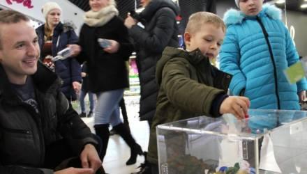 Могилёв поддержал акцию по сбору пластиковых бутылок и крышечек