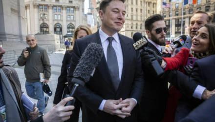 Илон Маск выиграл в суде против британского дайвера, которого назвал педофилом в Твиттере