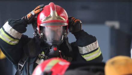 Женщина погибла при пожаре частного дома в Кричеве