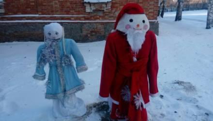Дед Мороз и Снегурочка заплатят налоги на Могилёвщине