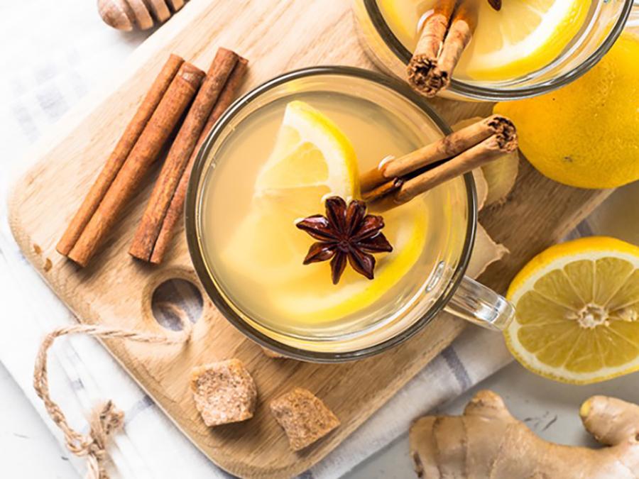 Продукты и напитки, которые помогут быстро согреться в мороз