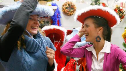 Торговые объекты Могилёва завершают подготовку к новогодним праздникам