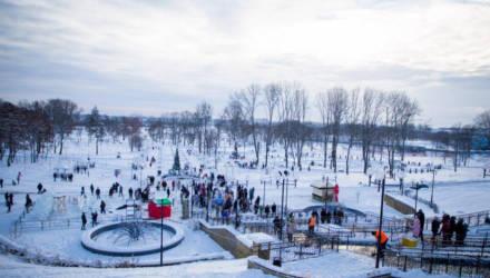 Торговые ряды начнут работать в парке Подниколья в Могилёве