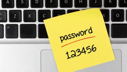 Найдены 44 миллиона человек, ставящих один пароль везде. Вас нет в списке?