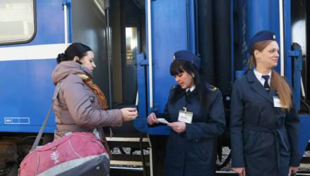 БЖД проведёт единый день пассажира в Могилёве