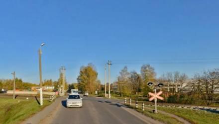 Движение автотранспорта на железнодорожном переезде по Вишневецкого в Могилёве перекроют 17 декабря