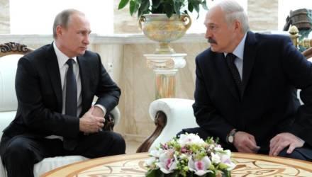 Лукашенко и Путину придется обсудить два основных вопроса: нефть и газ
