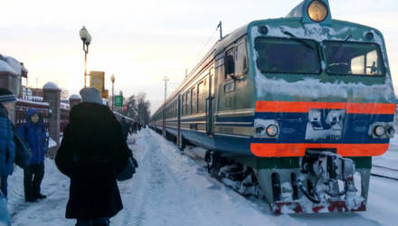 БелЖД переходит на новый график движения поездов, по станции Могилёв изменения незначительны