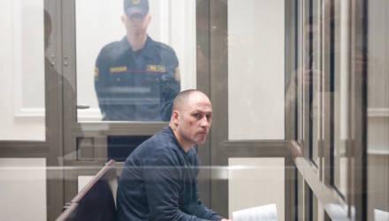 За двойное убийство в Бобруйске приведён в исполнение смертный приговор