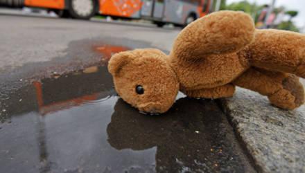 Автомобиль в Могилёве наехал на ребёнка и скрылся. ГАИ ищет очевидцев