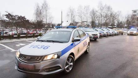 В Могилёве за неделю - две аварии с авто Департамента охраны, в том числе одна смертельная