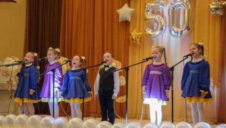 Могилёвская школа в Казимировке отметила 50-летний юбилей (фото)