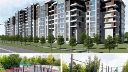 Многоквартирный комплекс планируют построить в районе улицы Сурганова в Могилёве