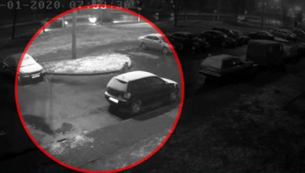В Могилёве угонщиком автомобиля оказался… 9-летний сын владельца