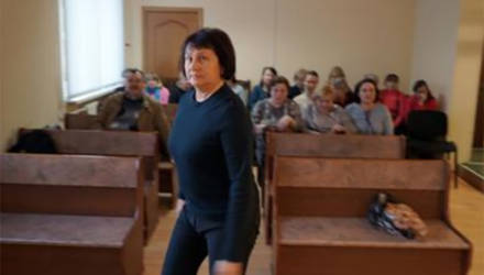 «Организовала сбор денег с подчиненных». Осудили экс-заведующую детским садом из Кричева