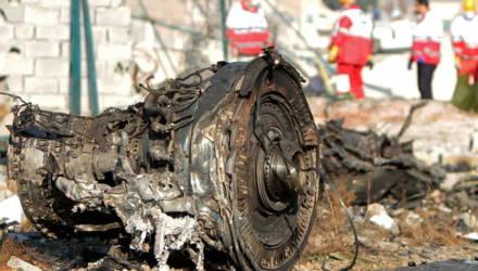 Украина просит Иран передать черный ящик со сбитого Boeing