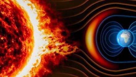 В начале февраля ожидается многодневная магнитная буря