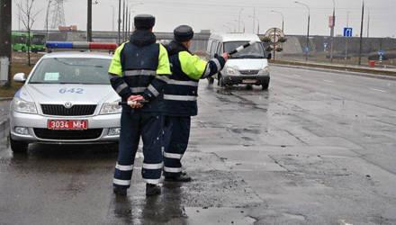 «Выпил всего-то сто грамм водки»: в первые праздники 2020 года на дорогах под Бобруйском остановили несколько пьяных водителей