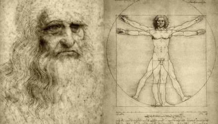 Выставка изобретений Леонардо да Винчи начала работу в Выставочном зале Могилёва