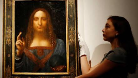Раскрыт секрет самой дорогой картины Леонардо да Винчи