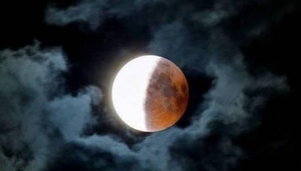 Белорусы в ночь на 11 января смогут увидеть лунное затмение