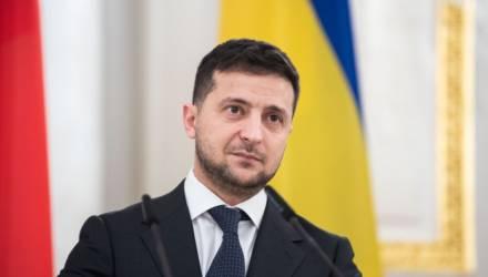 В Украине опубликовали декларацию о доходах Зеленского от «Квартала-95»