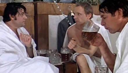 Можно ли совмещать баню и алкоголь