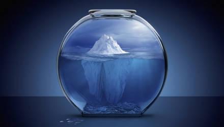 Лёд тронулся: перестать возводить стену между собой и миром
