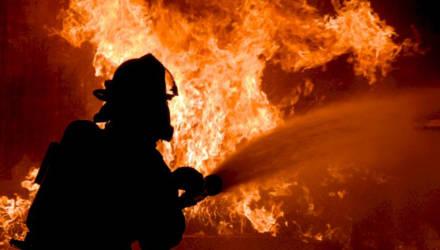 В новогоднюю ночь при пожарах погибли пять человек. Четыре из них в Могилёвском районе