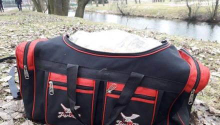 Задержан иностранец, убивший белоруску, конечности которой нашли в реке