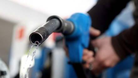 Автомобильное топливо подорожает с 12 января