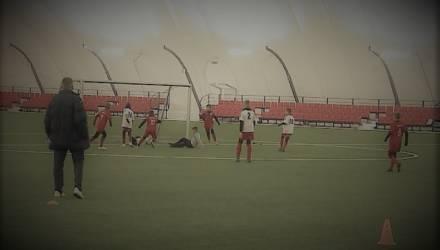 В Могилёве делают ставку на местных футболистов (видео)