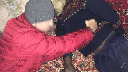 Бобруйчанин угрожал ножом социальному работнику. Скоро суд