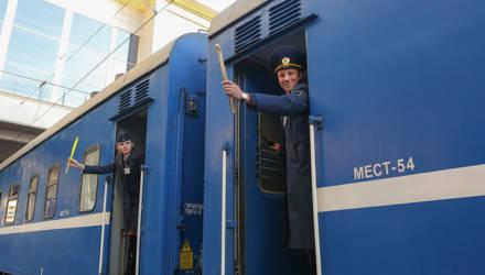 Поезд Могилёв-Львов не будет ходить в некоторые дни из-за ремонта моста