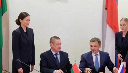 Лениградская область заинтересована в могилёвском опыте растениеводства и животноводства