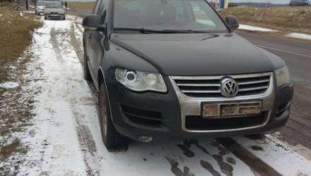 Велосипедист попал под колеса автомобиля в Шкловском районе