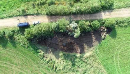 В Браславском районе сын убил отца и спрятал тело
