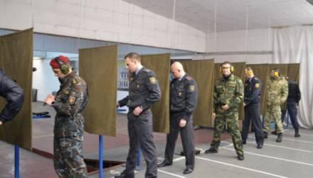 Областной чемпионат БФСО «Динамо» по пулевой стрельбе прошёл в Могилёве
