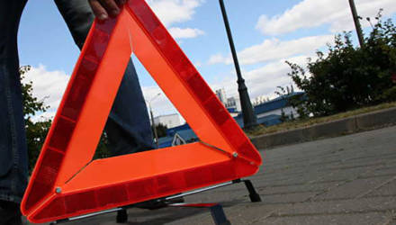 «Рено» и «Мазда» столкнулись в Чаусском районе, двое пострадавших