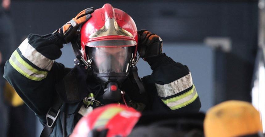 Мужчина и женщина погибли на пожаре в жилом доме в Осиповичах