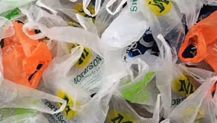 Гипермаркеты Беларуси начинают борьбу с пластиковыми пакетами