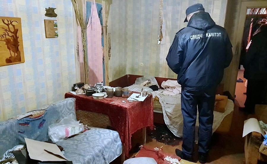 Два раза ударила ножом: в Бобруйске устанавливаются обстоятельства смерти мужчины
