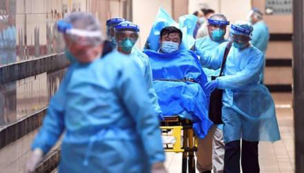 Число погибших от нового типа коронавируса в Китае выросло до 26