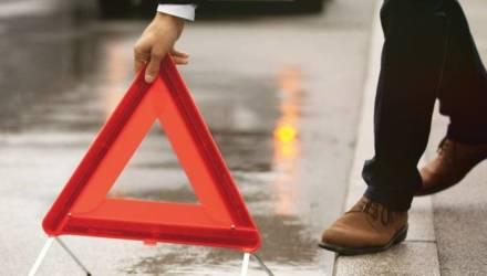 В ГАИ напомнили: в случае незначительного ДТП можно не вызывать инспекторов